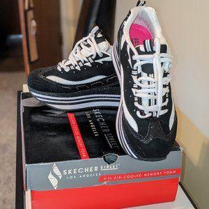 Platform Sneaker Skecher